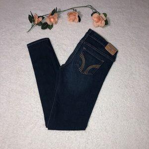 Hollister Denim Skinny Jeans